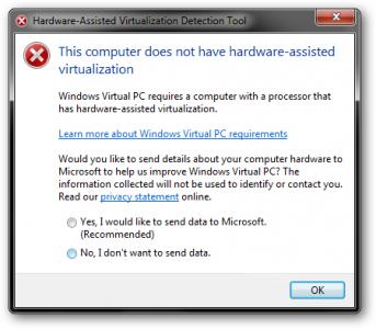 Microsoft-Virtualization-Tool