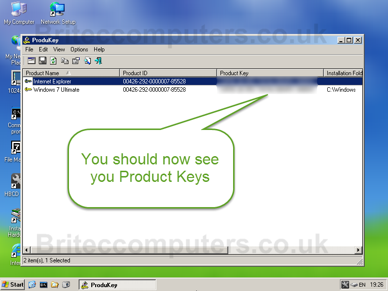 see-product-key
