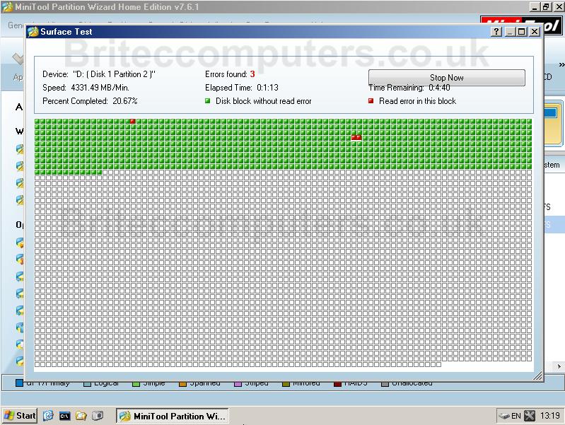 defrag test windows 10