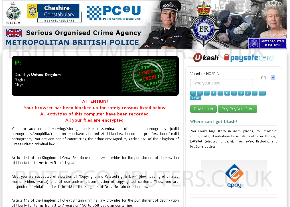 police-ransomware