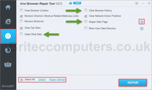 repair-chrome-browser