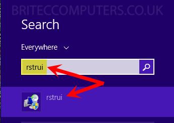 search-rstrui