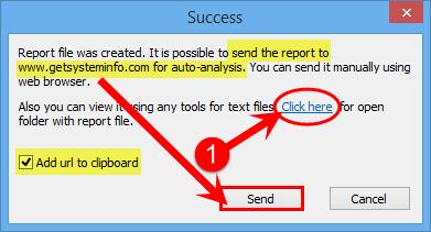 send-report