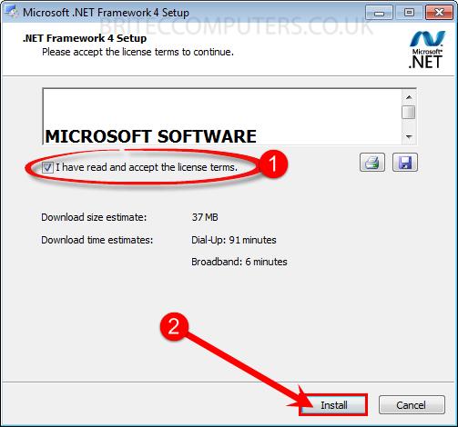 install-.net
