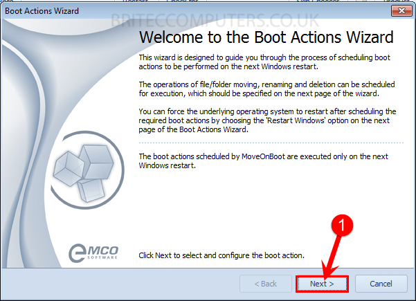 welcome-to-boot-actions-wizard