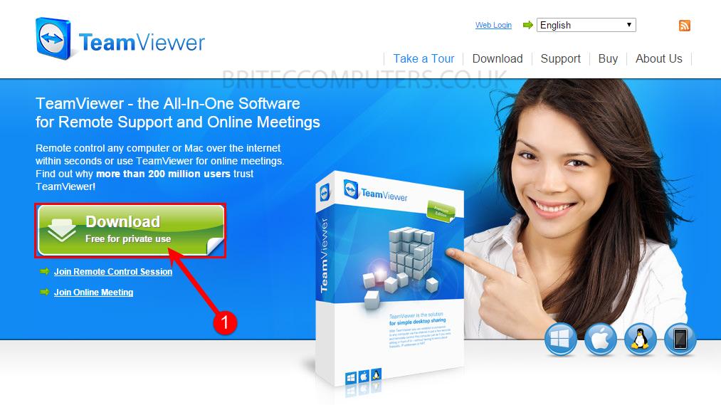 Teamviewer setup.zip download