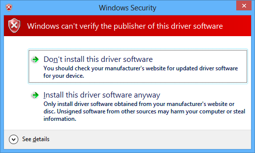 Windows-can't-verify-the-publisher-of-this-driver-software