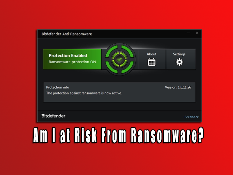 Am I at Risk From Ransomware