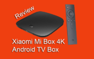 Xiaomi Mi 4K Android TV Box