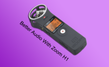 Better Audio With Zoom H1
