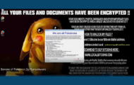 Beware of Pokemon Go Ransomware