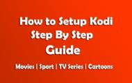 How to Setup Kodi