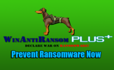 Prevent Ransomware Now
