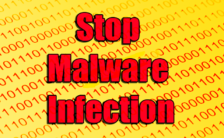 Stop Malware Infection