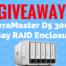 Giveaway - TerraMaster D5 300C 5 Bay RAID Enclosure
