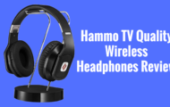 Hammo TV Quality Wireless Headphones Review