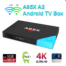 A95X A2 Amlogic S912 RAM 3GB/32GB 4K Android TV BOX
