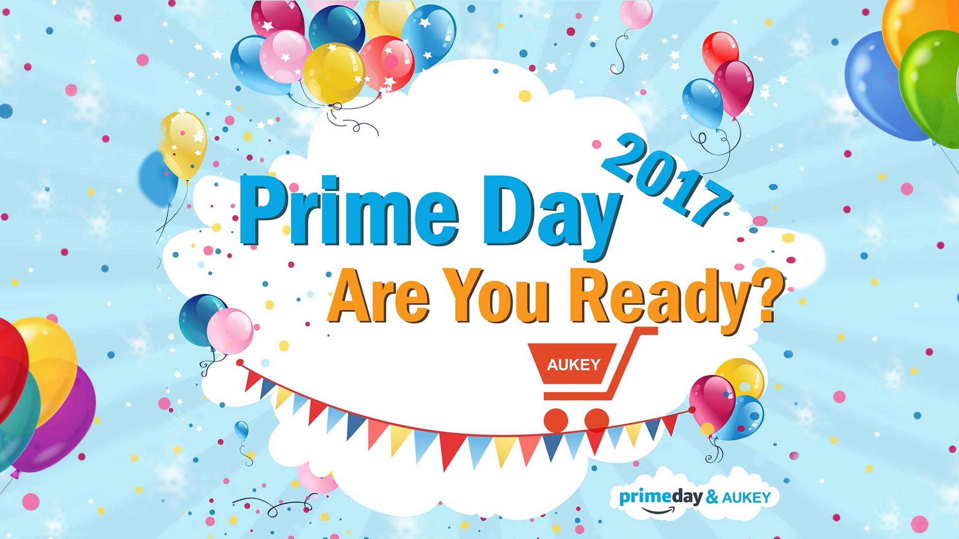 Aukey Amazon Prime Day 2017