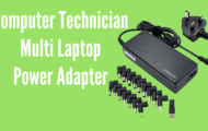 Computer Technician Multi Laptop Power Adapter