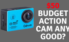 $50 Budget Action Cam Any Good