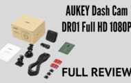 AUKEY Dash Cam DR01 Full HD 1080P