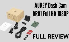 AUKEY Dash Cam DR01 Full HD 1080P