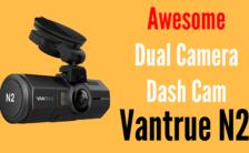 Awesome Dual Dash Cam