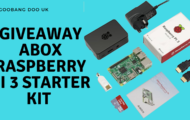 Giveaway: ABOX Raspberry Pi 3 Starter Kit