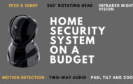 Home Security System On A Budget