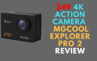 $49 4K Action Camera - MGCOOL Explorer Pro 2 Review