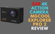 $49 4K Action Camera - MGCOOL Explorer Pro 2 Review