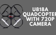 DBPower U818A Quadcopter with 720p Camera