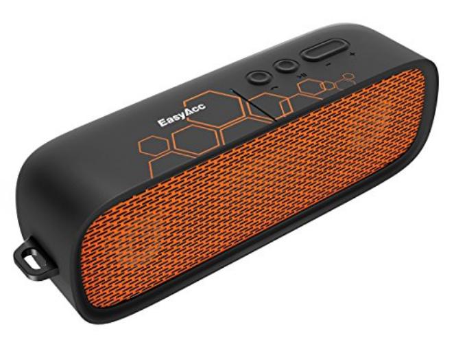 EasyAcc Portable Bluetooth 4.1 Speaker