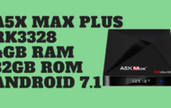 Cheap 4K Android 7.1 TV Box Review | A5X MAX PLUS
