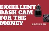 Excellent Dash Cam For The Money