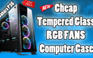Best Cheap Tempered Glass Gaming Computer Case