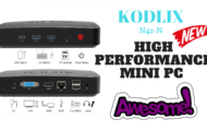 High Performance Mini PC - KODLIX N42-D
