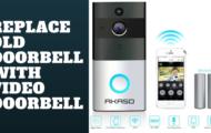 Replace Old Doorbell With Video Doorbell