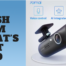 $38 Dash Cam That's Not Bad