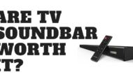 Are TV Soundbar Worth it