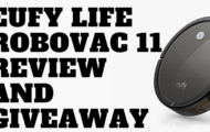 EufyLife Robovac 11 - Review and GIVEAWAY