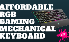 Affordable RGB Gaming Mechanical Keyboard