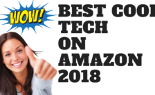 Best Cool Tech On Amazon 2018