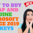 How To Buy CHEAP and GENUINE Microsoft Office 2019 Professional Keys