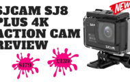 SJCAM SJ8 Plus 4K Action Cam Review