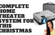 Complete Home Theater System For This Christmas