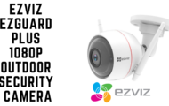 Ezviz ezGuard Plus 1080p Outdoor Security Camera