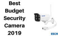 Best Budget Security Camera 2019 - ESCAM QF910