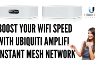Boost your WiFi Speed with Ubiquiti Amplifi Instant Mesh Network