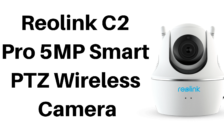 Reolink C2 Pro 5MP Smart PTZ Wireless Camera